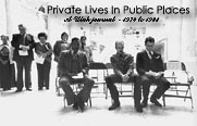 Private Lives in Public Places