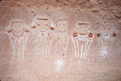 Davis Canyon Pictographs