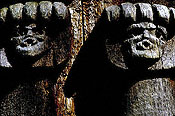 Totempole Bear Paws